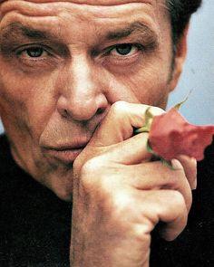 Jack Nicholson fotografiado por Peggy Sirota, 1994