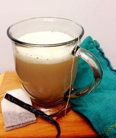 Your new favorite #holiday drink! meet #Vegan London Fog Recipe :) | Peaceful Dumpling