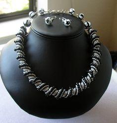 cellini spiral | Cellini spiral bracelets - Forums - Bead Magazine - Online ...