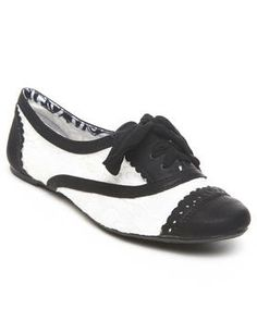 Buy Bordeline Fancy Lace Up Oxford Shoe Women's Footwear from Not Rated. Find Not Rated fashions & more at DrJays.com