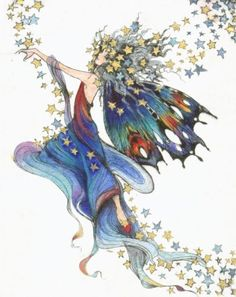 Trudi Finch, Rainbow Fairy.