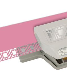 Look what I found on #zulily! Modern Cube Edger Paper Punch by EK Tools #zulilyfinds