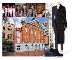 """""""day 10: Attending a children theatre performance at the Ford´s Theatre with Michelle, Sasha and Malia"""" by damen-i-min-fantasi ❤ liked on Polyvore featuring Altuzarra, Invicta, St. John, Bottega Veneta and Yves Saint Laurent"""