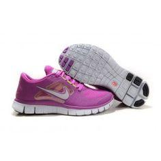 Wholesale Nike Free Run+ 3 Lilla Sølv Dame Sko Skobutik | Brand nye Nike Free Run+ 3 Skobutik | Billigt Nike Free Skobutik | denmarksko.com