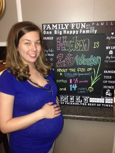 26 weeks pregnant chalkboard 26 Weeks Pregnant, 3 Pounds, First Pregnancy, Happy Family, Chalkboard, My Love, Baby, Life, First Time Pregnancy