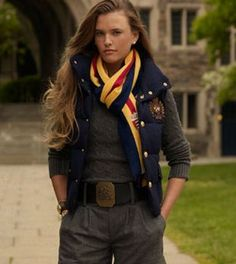 Women fashion Videos Winter Cold Weather - - Women fashion Videos Trends Jeans - Women fashion Videos 2018 Over 50 - Women fashion Videos Classy Hair Adrette Outfits, Preppy Outfits, Winter Outfits, Prep Style, Ivy Style, Mode Style, Tweed, Preppy Inspiration, Preppy Mode