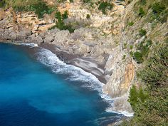 Costa di Maratea is one of the last bathing paradises in Southern Italy