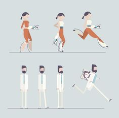 Simple Character Animation by Josip Vranjkovic - Skillshare evet buda garip bir şey ama portal 2 den