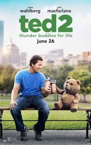 Image result for ted movie poster