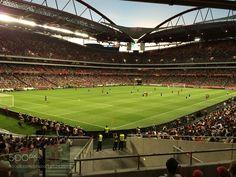 Estádio da Luz - Benfica by nunodrdias