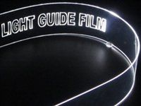 Acrylite Light Guide Film- Use with LEDs