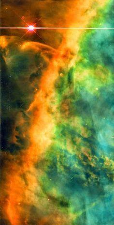 The Mellow Yellow Nebula Series