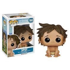 The Good Dinosaur Spot Pop! Vinyl Figure - Funko - Good Dinosaur - Pop! Vinyl Figures at Entertainment Earth