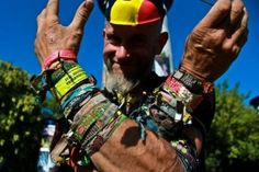 Festival de Sziget pulseiras 1st Day, Hungary, Bring It On, Festivals, Budapest, Bracelets, Concerts, Festival Party, First Day