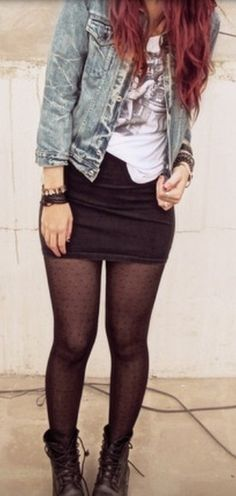 hipster outfit...id wear this...