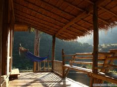 Escape to the Thai mountains of Chiang Rai to a bamboo bungalow #iGottaTravel #Thailand