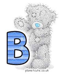 Planet Cute - Alphabet - Tatty Teddy - Image