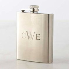 Williams Sonoma Stainless-Steel Flask #affiliate