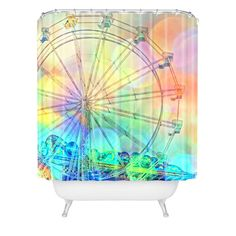 Lisa Argyropoulos The Dream Weaver Shower Curtain