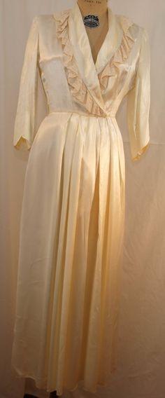 1940s robe
