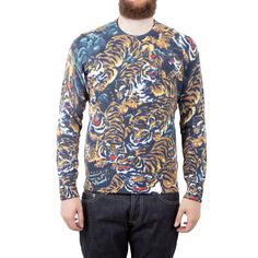 "KENZO ""Flying Tiger"" sweater - SPOONITALY OFFICIAL WEBSITE"