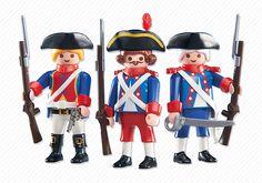 3 Soldados - 6436 - Playmobil® España