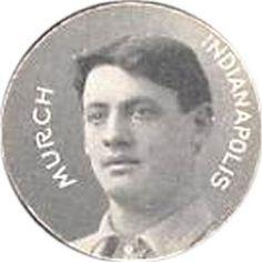 1909-11 Colgan's Chips Stars of the Diamond E254 #NNO Simmy Murch Front