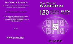 25 Best Samurai Sudoku images   Samurai, Book, Books