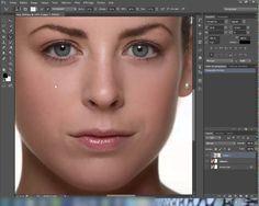 Comment nettoyer une image avec Photoshop CS6