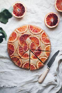 Blood Orange Upside