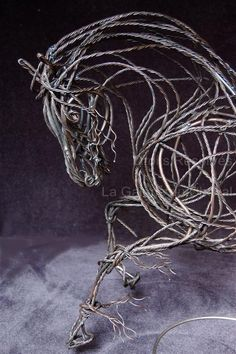 Image result for animal wire metal sculptures