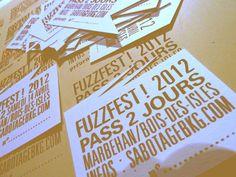 Fuzzfest! pre-sale tickets