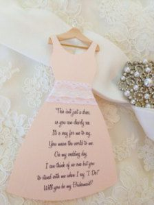 Maid of Honour Gifts in Wedding Party - Etsy Weddings