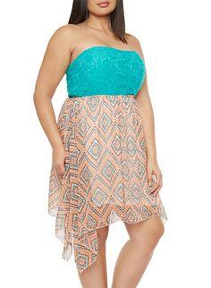 a02e5f0a22 46 Best Dresses: To Get List images | Plus size clothing, Plus size ...