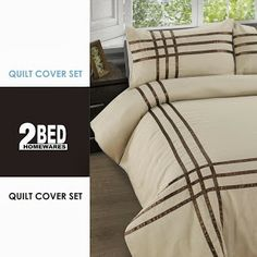Quilt covers in Sydney has gained immense momentum. Quits are popular not only for their looks but also for the comfort they provide and if you have yet not purchased the quilt covers then you are actually missing quite a lot
