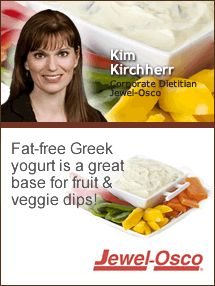 Kim Kirchherr, RD shares No Cook Ideas for Kids Lunches & Snacks