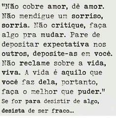 Amor tem que ser livre sem cobrancas❤
