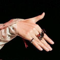 """ close ups of taehyung's beautiful hands"""