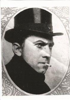 Béla Lugosiat age 35 c. 1917