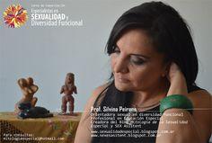 Curso de capacitación Especialistas en sexualidad y Diversidad Funcional - Prof. Silvina Peirano - mitologiaespecial@hotmail.com