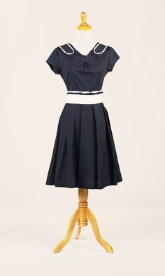 This dress is too wonderful! I think I will wait until it goes on sale. :D