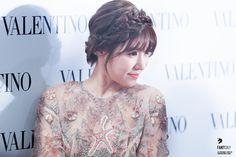 SNSD Tiffany Valentino Hong Kong