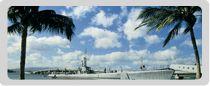 Pearl Harbor on the Island of Oahu