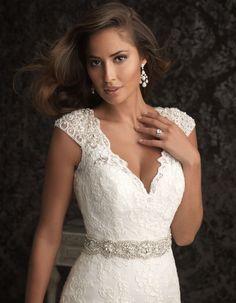 Vestidos - Allure Bridal's - 9010