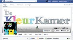 KLEURKAMER, Facebook Map, Facebook, Kunst, Location Map, Maps