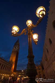St Mark's Square in Venice Italy-Campanile-Doge's Palace-St Mark's Basilica | Flickr - Photo Sharing!
