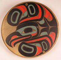 Raven Drum