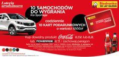 #biedronka #kia #promocja #nagroda #samochod #karta #cocacola http://www.e-konkursy.info/konkurs/157975,loteria-coca-cola-biedronka.html