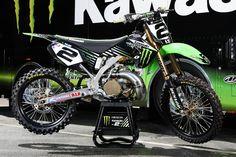 Ryan Villopoto\'s KX250
