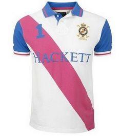 ralph lauren outlet uk Hackett London Sash Logo Beach Polo Team Shirt White http://www.poloshirtoutlet.us/